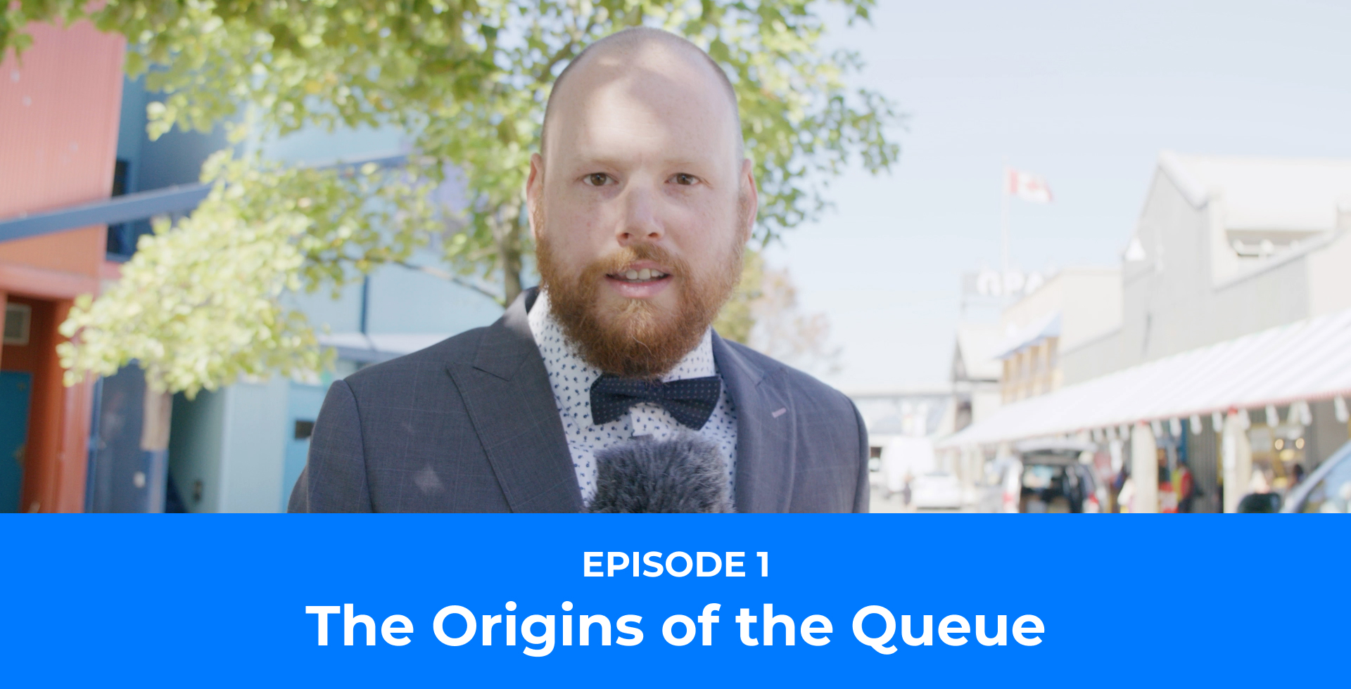 Episode 1 - The Origins of the Queue